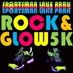 Sportsman Lake Park Rock-n-Glow 5K