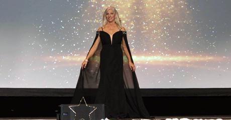 Ms. Senior Cullman County at the Senior Christmas Celebration